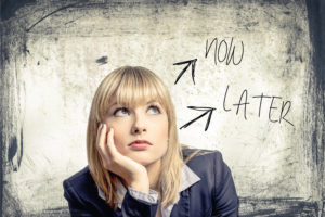 4 Quick Tips to Break Free from Procrastination Paralysis