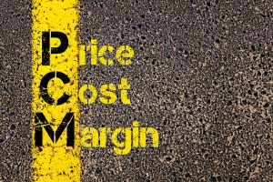 Price versus Margin – What's the difference?